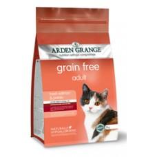ARDEN GRENGE Adult Cat Fresh Salmon & Potato