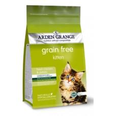 ARDEN GRENGE Kitten with fresh chicken & potato корм для котят