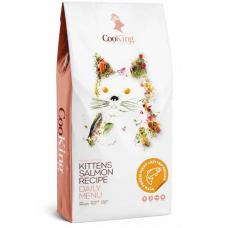 CooKing Kitten Salmon для котят с лососем