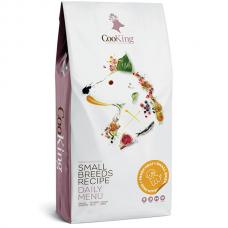 CooKing Dog SMALL BREED для собак малых пород с курицей