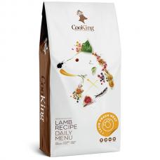 CooKing DOG ADULT LAMB для взрослых собак с ягненком