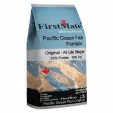 FirstMate PACIFIC Ocean Fish - беззерновой корм для собак и щенков (тихоокеанская рыба)