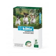 Kiltix (Килтикс®) ошейник от клещей до 7 месяцев для собак мелких пород - 35 см