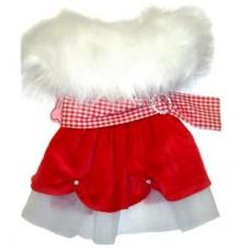 MonkeyDaze САНТА (Santa Dress) новогоднее платье