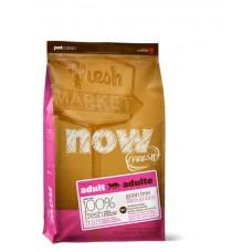 NOW! Беззерновой для Взрослых Кошек с Индейкой, Уткой и овощами (Fresh Grain Free Adult Cat Recipe 31/18)