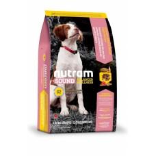 Nutram S2 Sound Balanced Wellness® Natural Puppy Food-Для щенков всех пород