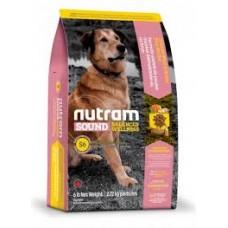 Nutram S6 Sound Balanced Wellness® Natural Adult Dog Food-Для взрослых собак