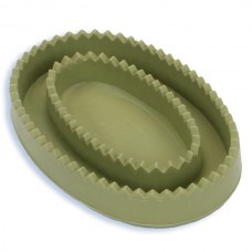 Safari CURRY BRUSH массажная щетка для короткошерстных собак, резина