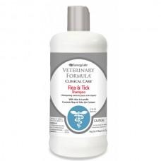 Veterinary Formula ПРОТИВ БЛОХ И КЛЕЩЕЙ (Flea&Tick Shampoo) шампунь для собак