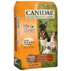 Canidae LAMB & RICE - корм для собак и щенков (ягненок/рис)