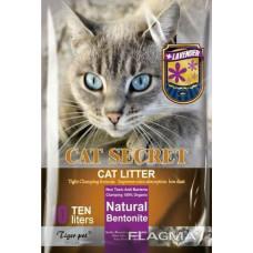 CAT Secret Bentonite CAT Litter Lavender-лаванда