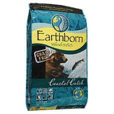 Earthborn Holistic Coastal Catch-Эсборн Холистик-Беззерновой для взрослых собак.Белая рыба. фрукты. овощи