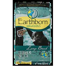 Earthborn Holistic Large Breed-Эсборн Холистик-Беззерновой для взрослых собак крупных пород-курица.фрукты.овощи