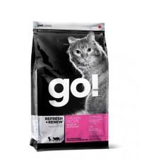 GO! Для Котят и Кошек с Цельной Курицей, фруктами и овощами (Refresh + Renew Chicken Cat Recipe 32/20)