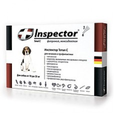 inspector 10-25 кг