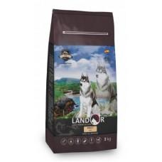 LANDOR ADULT DOG FISH с рисом и рыбой - вариант на каждый день для взрослых собак любой породы