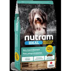 Nutram I20 Ideal Solution Support® Sensetive Dog Natural Food-Для собак с чувствительными кожей,желудком и шерстью