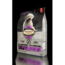Oven-Baked Tradition беззерновой сухой корм для собак малых пород с уткой