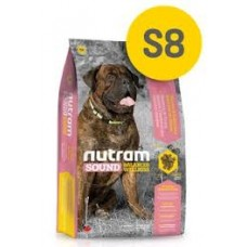 Nutram S8 Sound Balanced Wellness® Large Breed Adult Dog Food-Для взрослых собак крупных пород