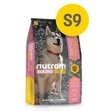 Nutram S9 Sound Balanced Wellness® Natural Lamb Adult Dog-Для взрослых собак с ягненком